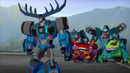 TF RiD Portals Thunderhoof Clampdown Springload Overload Groundpounder