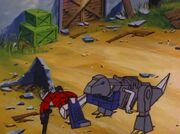 War of the Dinobots Grimlock Bites Optimus.jpg
