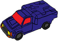 Battletrap truck