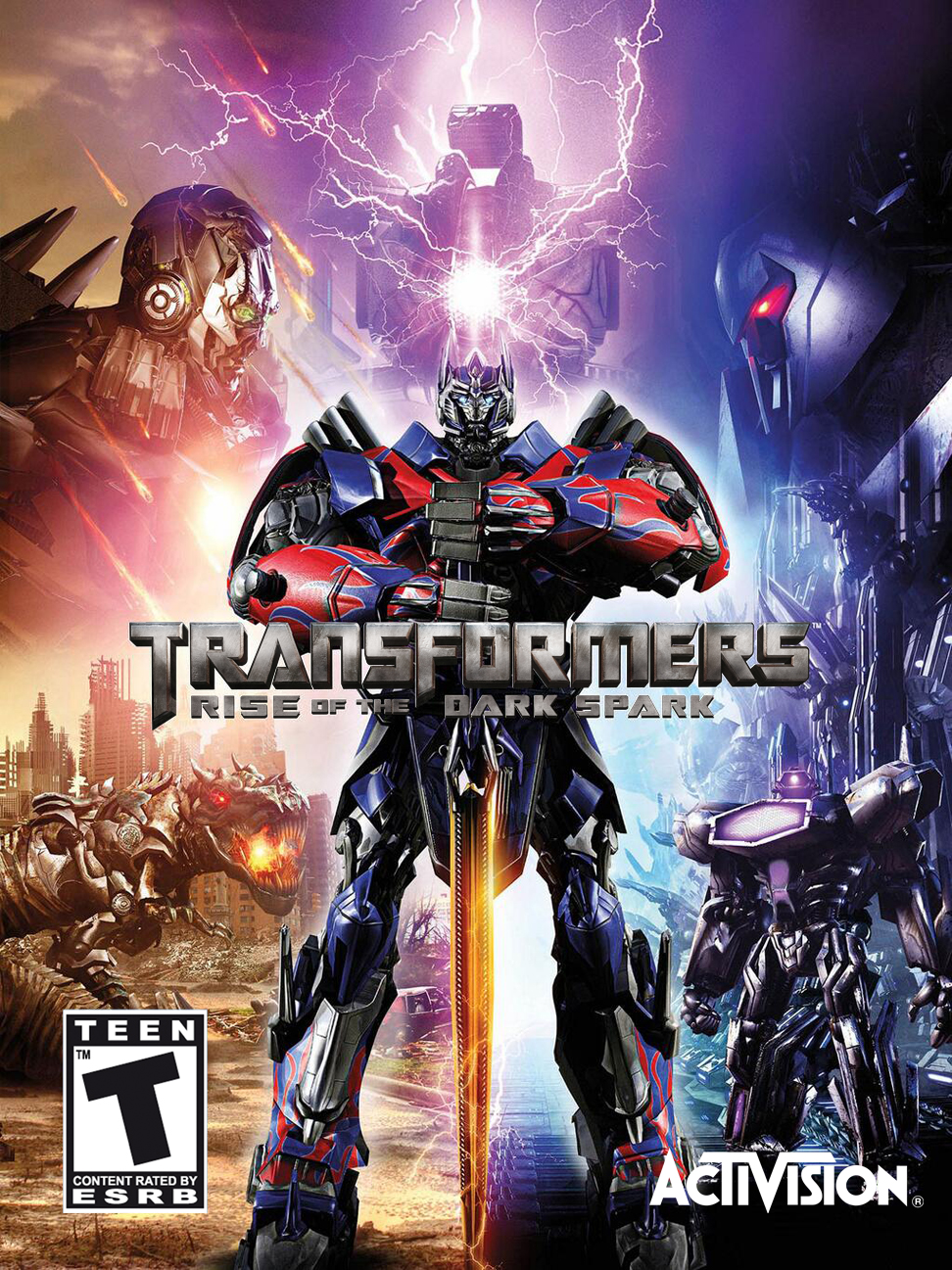 Transformers: Rise of the Dark Spark (PC)