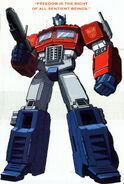 Optimus Prime DW