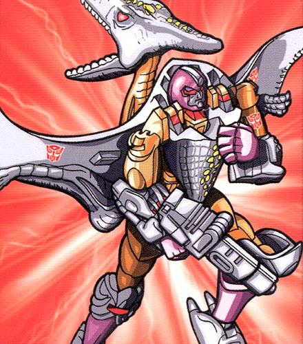 Terranotron (Dinobots)
