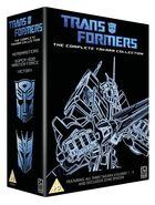 Transformers Takara (DVD-Box)