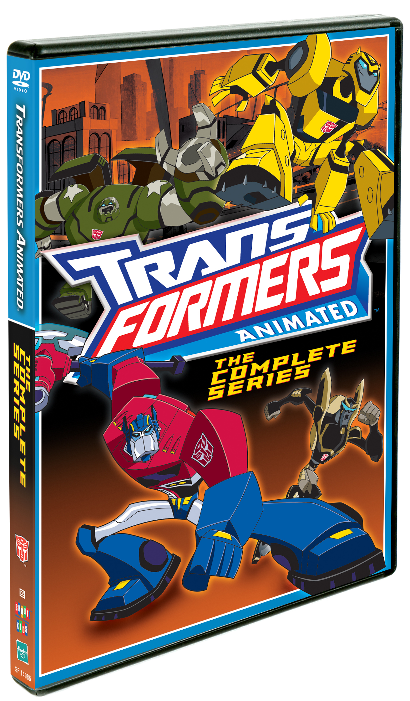 Gcheung28/Transformers Animated: The Complete Series Giveaway