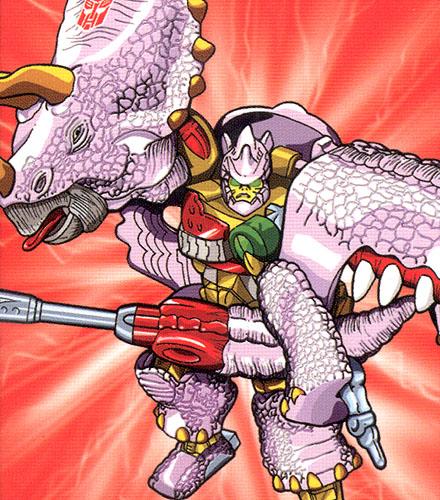 Triceradon (Dinobots)