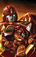 Hot Rod IDW main pic