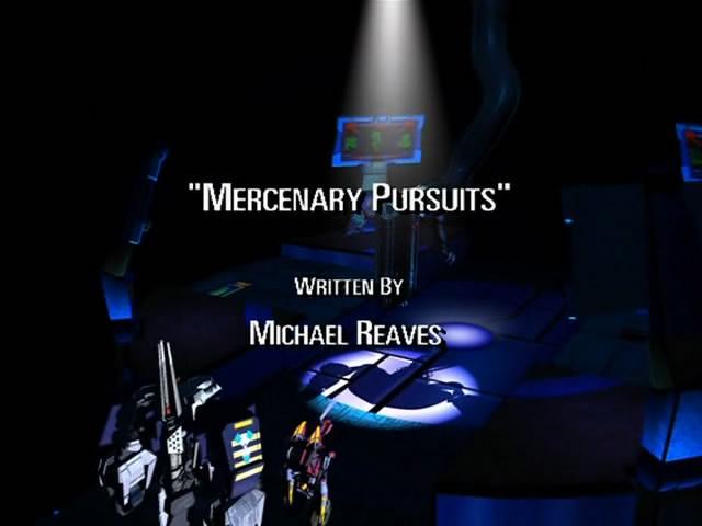 Mercenary Pursuits
