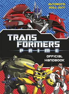 Transformers Prime: Official Handbook