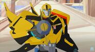 Robots in disguise 2015 Bee