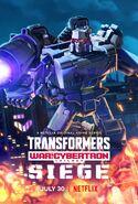 Transformers War For Cybertron Trilogy Siege Megatron