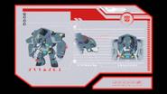 Robots in disguise decepticon silverhound mugshot by transformersfan333-da0h83v