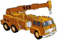 G1 Grapple crane