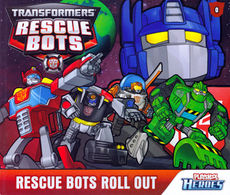 Rescue Bots Roll Out