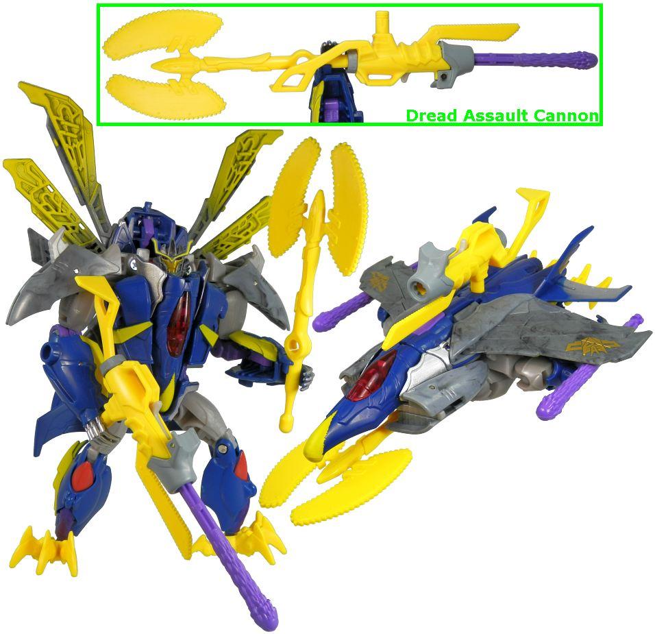 Dread Assault Cannon