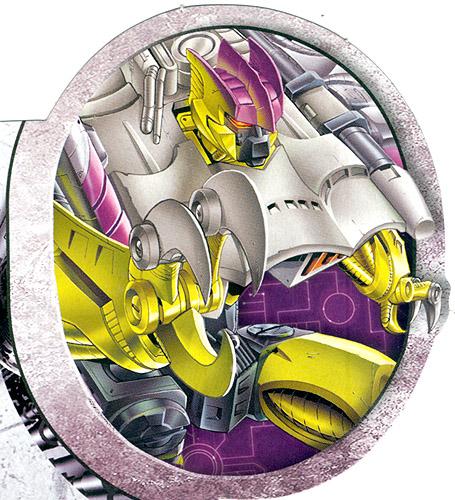 Brimstone (Cybertron)