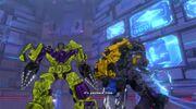 Transformers Devastation Legacy Devastator and Menasor Together.jpg