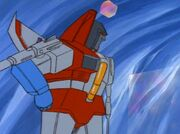 Fire in the Sky Megatron Hits Starscream with a Cube.jpg