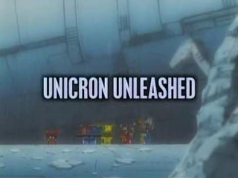 Unicron Unleashed