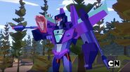 Slipstream speaks to Starscream (S1E17)
