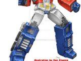 Optimus Prime (Primax)