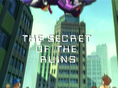 The Secret of the Ruins