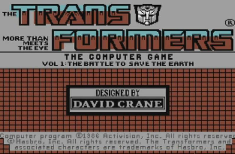 Transformers: Battle to Save The Earth