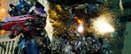 Optimus Prime vermoord Shockwave