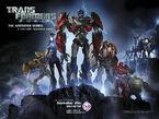 Einige Charaktere aus der Serie Transformers: Prime