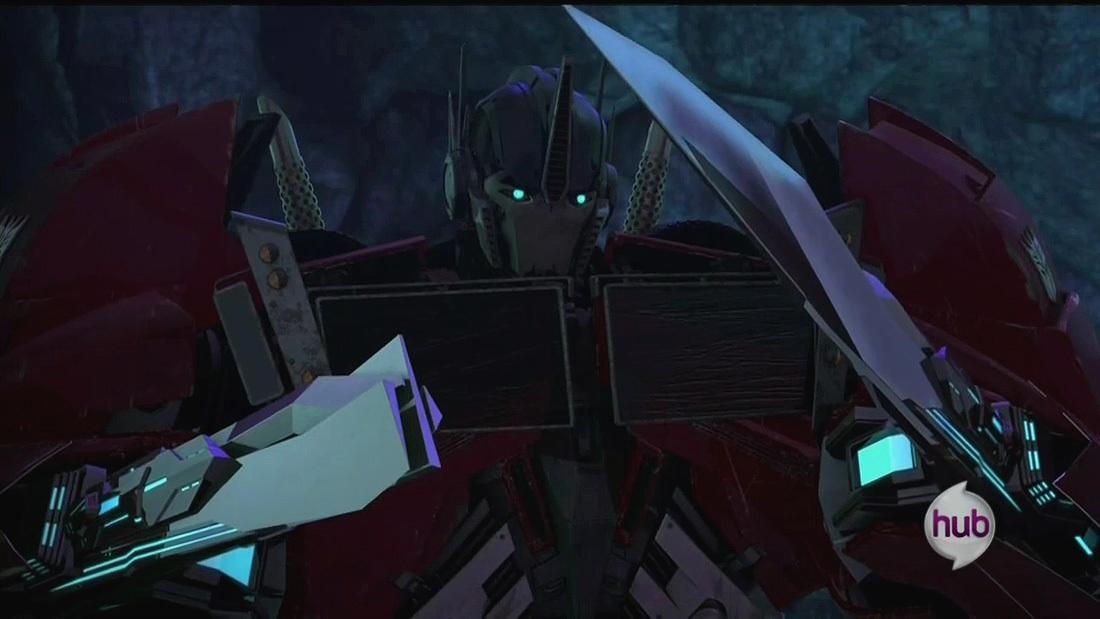 Optimus's Swords