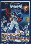 Transformers The Movie Cover 1