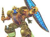 Dinobot (BW)
