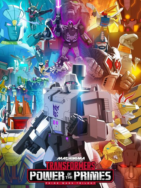 Transformers: Power of the Primes (Serie)