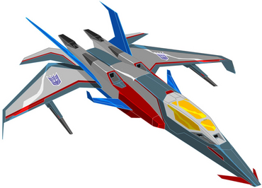 Transformers Robots in Disguise Starscream jet.png