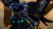 W.W.O.D.? Bee pushes Strongarm