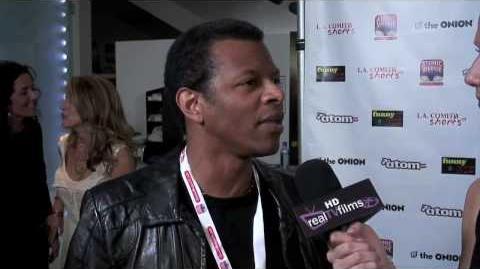 Phil LaMarr * LA Comedy Shorts Film Festival