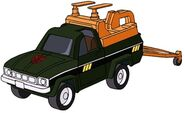 G1 Hoist car