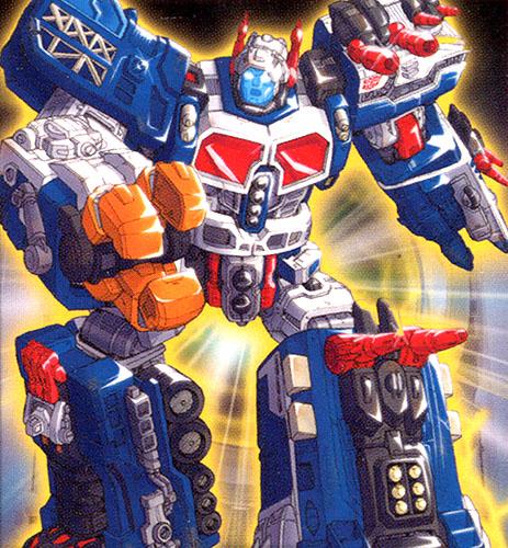 Omega Sentinel (Energon)