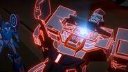 Cyberverse Megatron X Megatron