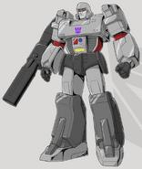 Transformers Devastation Megatron