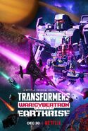 Transformers War for Cybertron Earthrise Poster 4