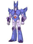 Transformers G1 Cyclonus