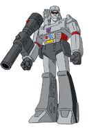 Transformers G1 Megatron