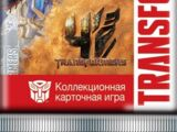 Transformers: Age of Extinction (Topps, карточки)