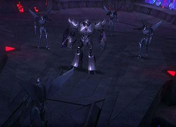 Starscream clone TFP