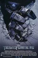 Transformers Film Poster 1