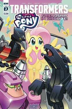 My Little Pony Transformers issue 3 cover A.jpg