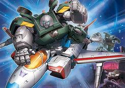 Transformers: Cloud (вселенная)