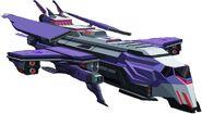 Transformers Cyberverse Astrotrain jet