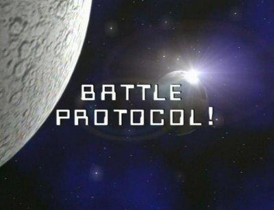 Battle Protocol (episode)