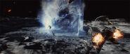 DOTM Die Mond Weltraumbrücke wird aktiviert